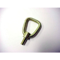Cargo Systems Product 40027-10 D-Ring & Stud, 1""
