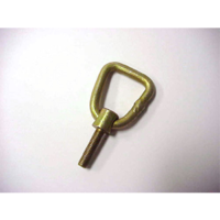 Cargo Systems Product 40028-10 D-Ring & Stud, 1""