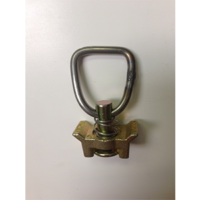 """Cargo Systems Product 40340-21 Tie-Down D-Ring, 1"""""""