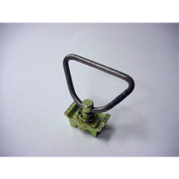 """Cargo Systems Product 40340-23 Tie-Down D-Ring, 2"""""""