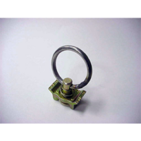 """Cargo Systems Product 40340-24 Tie-Down Ring, 1.25"""""""