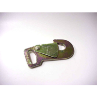 "Cargo Systems Products 43044-10 1"" Flat Snap Hook"